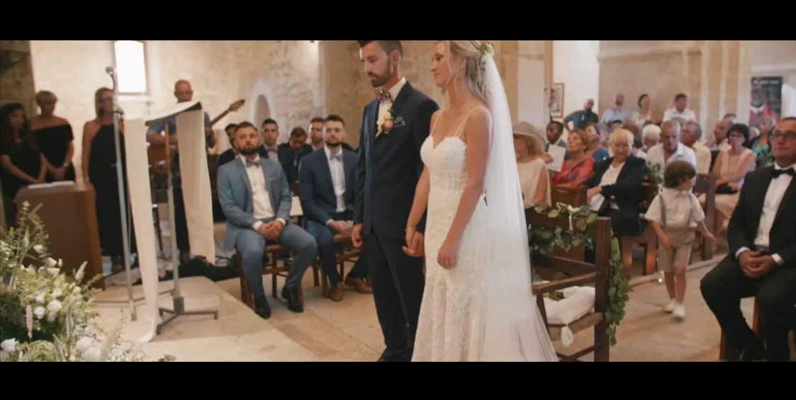 video mariage panon et benjamin