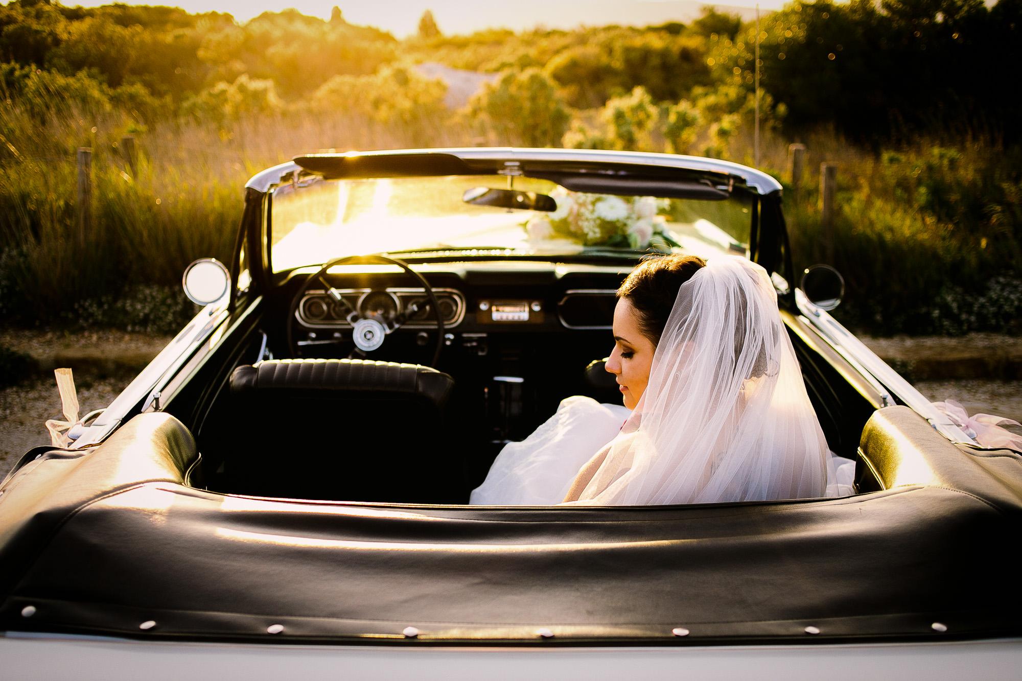 photographe mariage Marseille Aix en Provence portrait mariée